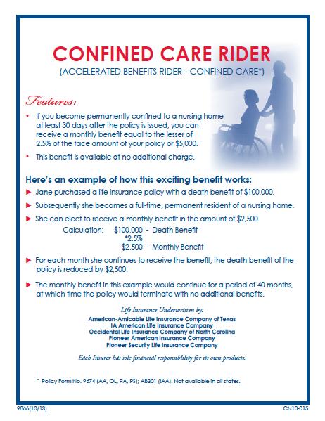 Confined-Care-Brochure