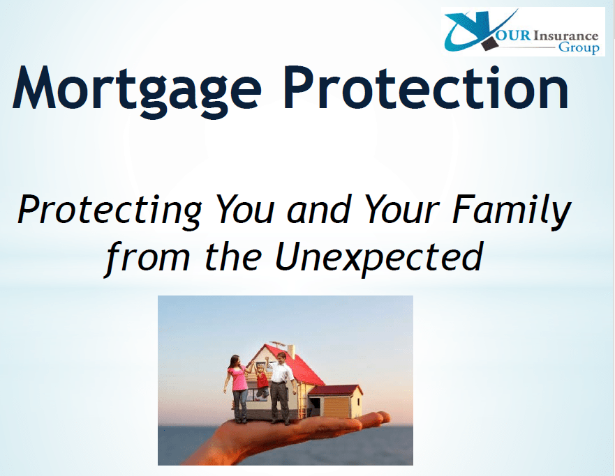 Mortgage Protection | Your Insurance Group Agents
