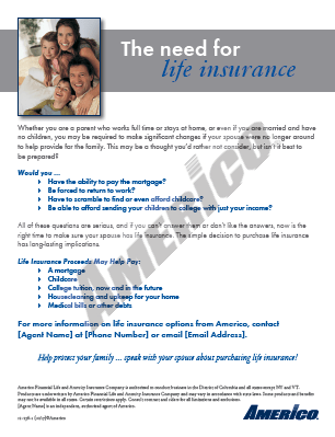 Americo | Your Insurance Group Agents